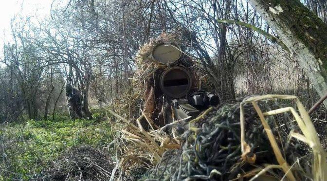 Úvod k sniperovi v MilSim prostredí