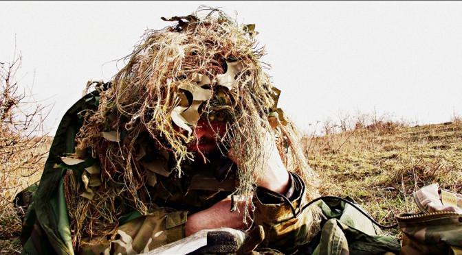 Sniper v MilSim prostredí