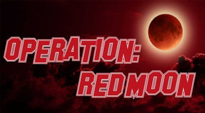 Operation Red Moon – report