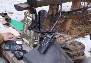 Rádiostanice RF-10 a BaoFeng UV5R