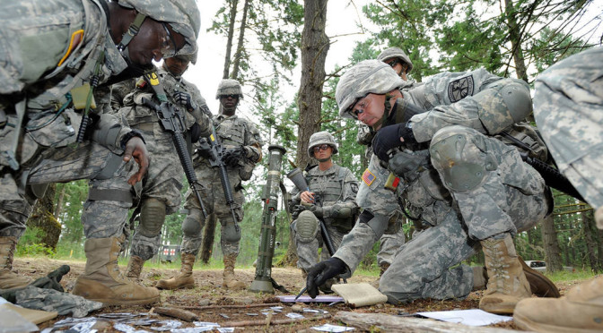 TLP – Troop Leading Procedures I.