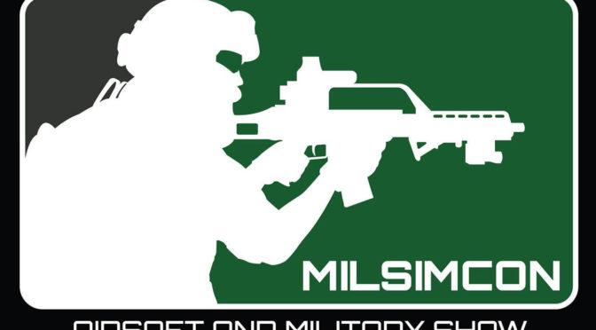 MILSIMCON – pozvánka