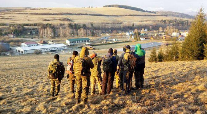 REPORT – Topografický kurz lvl.1 – 11.3.2017