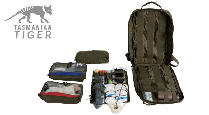 Recenzia: TT Medic Assault Pack Mk.II